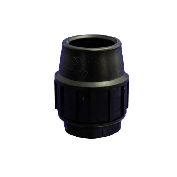 TAPON FINAL Ø 63MM PP FITTING